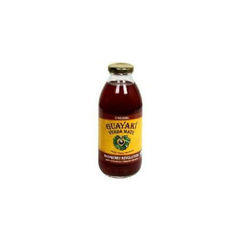 Guayaki 33427 Organic Pure Heart Energy Drink