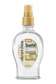 Suave Professionals Vibrant Shine Spray