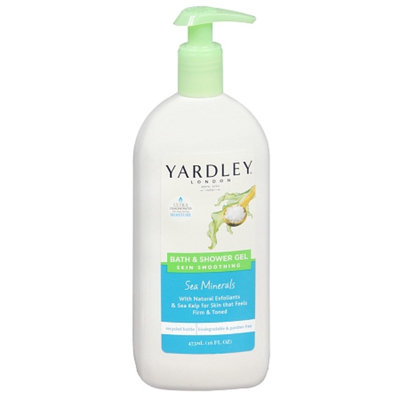 Yardley of London Skin Smoothing  Bath & Shower Gel
