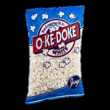 Jays O-Ke-Doke White Popcorn