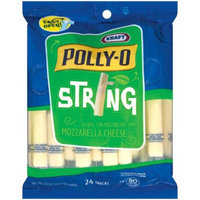 Kraft Low-Moisture Part-Skim Mozzarella String Cheese
