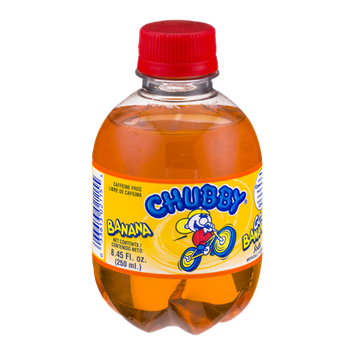 Chubby Go Bananas Soda