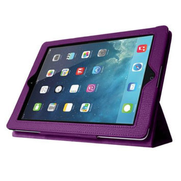 Tri-Fold Folio Case for iPad Mini- Purple