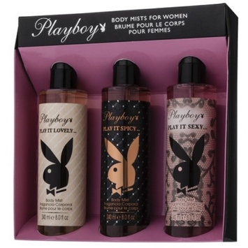 Women's Playboy by Playboy Gift Set - 3 pc