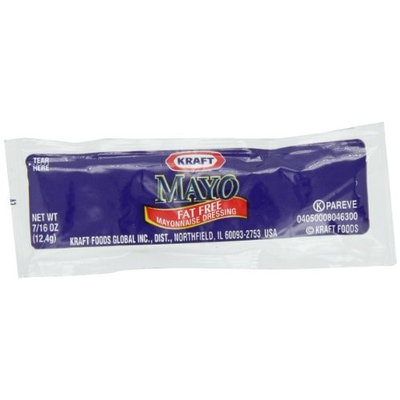 Kraft Fat Free Mayonnaise(Case of 200)