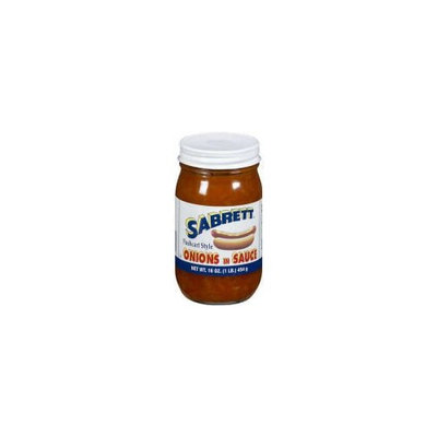 Sabrett Onions in Sauce (Case of 12)