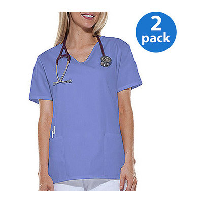 V-Neck Scrub Top