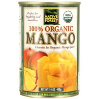 Native Forest Organic Mango Chunks, 14-Ounce Cans (Pack of 6)