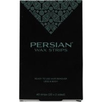 Parissa Persian Wax Strips, 40 Count