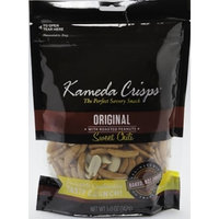 Kameda Crisps with Peanuts Original,Sweet Chili, 5-Ounce (Pack of 6)