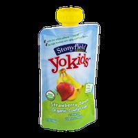 Stonyfield Organic YoKids Organic Lowfat Yogurt Strawberry Banana