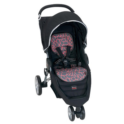 Britax B-Agile Fashion Kit Stroller Accessory Set - Pink Giraffe