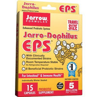 Jarro-Dophilus EPS Travel Size Jarrow Formulas 15 VCaps