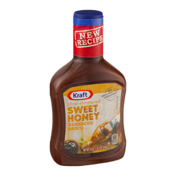 Kraft Slow-Simmered Sweet Honey Barbecue Sauce