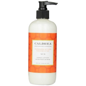 Caldrea Hand Lotion, Mandarin Vetiver, 10.8 oz