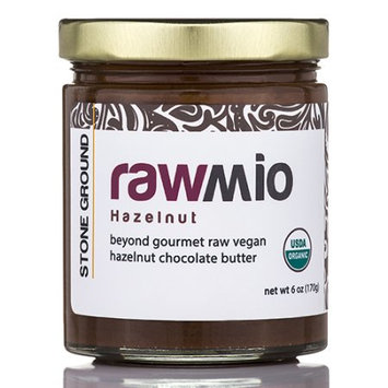 Windy City Organics Rawmio Chocolate Hazelnut Butter 6 oz - Vegan