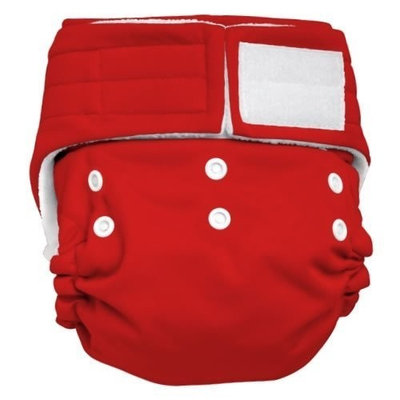 Happy Heiny's One Size Cloth Diaper - Red