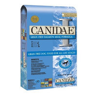 Canidae Dry Dog Food for All Life Stages, Grain Free Salmon Meal Formula, 5-Pound