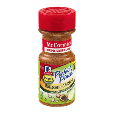 McCormick Perfect Pinch Rotisserie Chicken Seasoning
