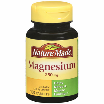 Nature Made Magnesium Tablets