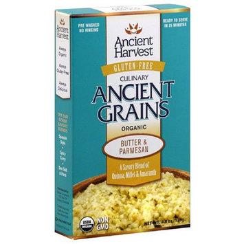 Ancient Harvest Ancient Grains Butter & Parmesan Quinoa, 4.8 oz, (Pack of 12)