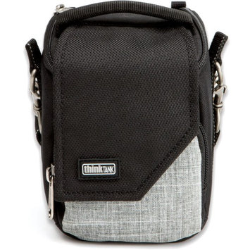Think Tank Mirrorless Mover 5 Bag for Mirrorless Camera Body with Small Telephoto or Pancake Lens - Heather Gray