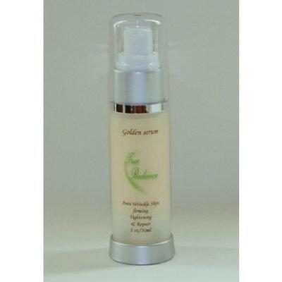 True Radiance GOLDEN SERUM for Skin tightening, firming and sagging prevention. Also has 20% Argireline, DMAE, APT (Red marine Algae), Pepha tight, Hyaluronic acid, Vitamin A (Retinol), Vitamin C, and Syncoll plus much more. PARABEN FREE 1 oz/30ml