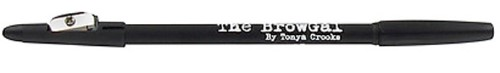 The Browgal By Tonya Crooks The BrowGal Black Skinny Pencil-CHOCOLATE-One Size