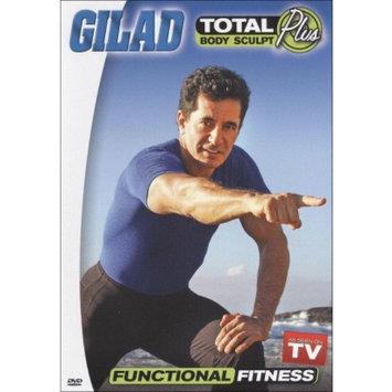 Wid Gilad: Total Body Sculpt Plus- Functional Fitness (DVD)