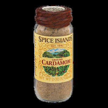 Spice Islands Ground Cardamom