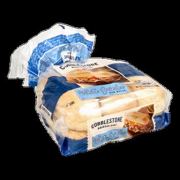 Cobblestone Bread Co. Sub Rolls White Grinder - 6 CT