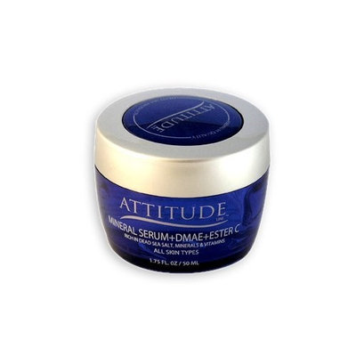 Attitude Line Mineral Serum with Ester C and Dmae, 1.75 Oz