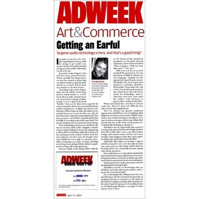 Kmart.com Adweek Magazine - Kmart.com
