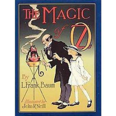 The Magic of Oz (Hardcover)