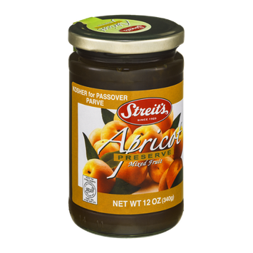 Streit's Apricot Preserve