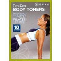 Gaiam Ten Zen Body Toners (DVD)