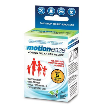 MotionEaze Motion Sickness Treatment