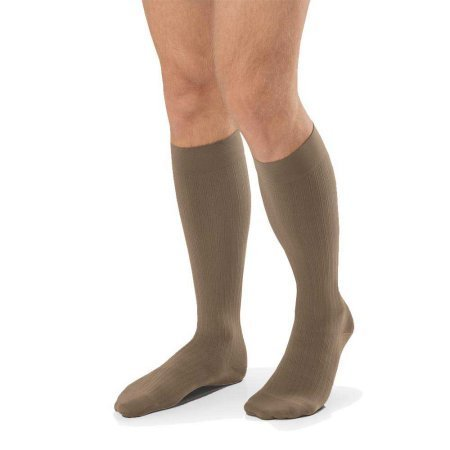 Jobst 7766402 30-40 Ambition Knee for Men Black Size 3 Long