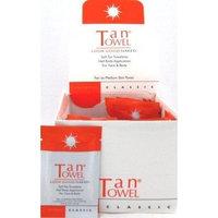 Tan Towel Self Tan Towelette (Pack of 50) Display