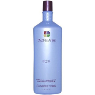Pureology Anti-Fade Complex Super Straight Condition, 33.8 Ounce