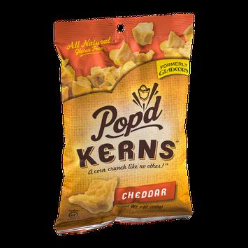 Pop'd Kerns Cheddar