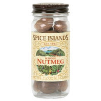 Spice Islands Nutmeg, Whole, 1.9-Ounce (Pack of 3)