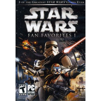 Lucasarts Entertainment Company LucasArts 99821 Star Wars Fan Favorite I PC