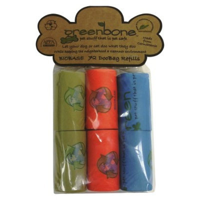 Greenberry Eco-Industries, LLC Greenbone 6pk Bio-Refill Rolls