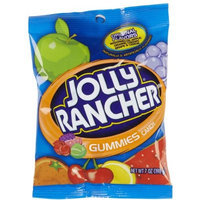 Jolly Rancher Gummies Peg Bag - 7 oz