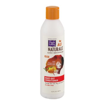Dark and Lovely AU Naturale Anti-Shrinkage Knot-Out Conditioner