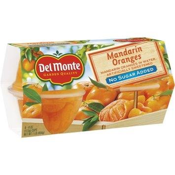Del Monte No Sugar Added Mandarin Oranges in Artificially Sweetened