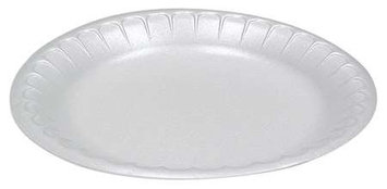 PACTIV TH1-0009 Disposable Plate,8 7/8 In, PK500