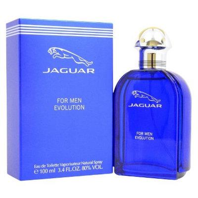 Men's Evolution by Jaguar Eau de Toilette Spray - 3.4 oz
