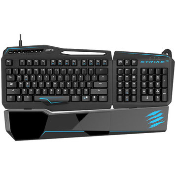Madcatz/Saitek Mad Catz STRIKE Tournament Mechanical Game Keyboard PC